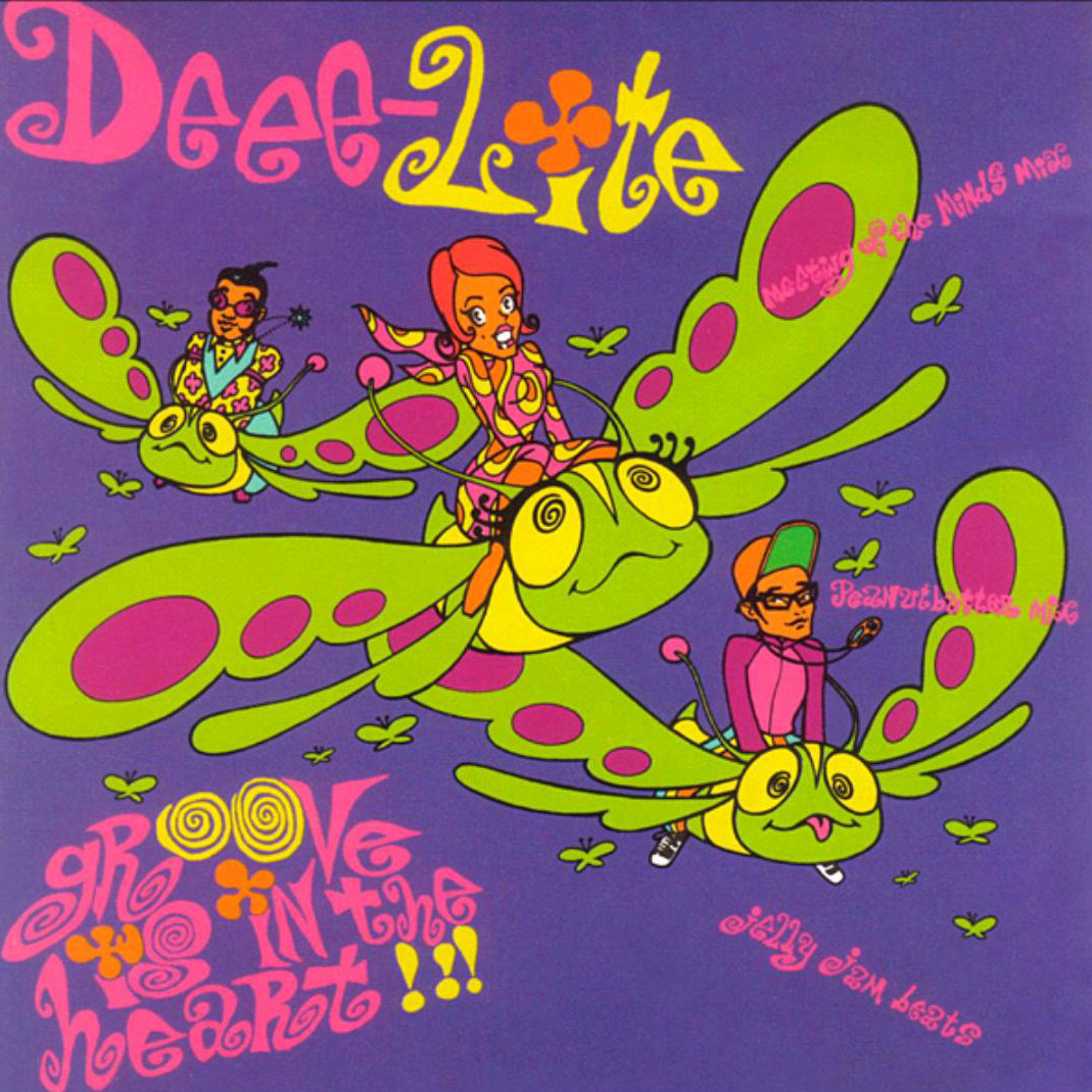 "DEEE-LITE | ""Groove Is In The Heart""/""What Is Love?"""