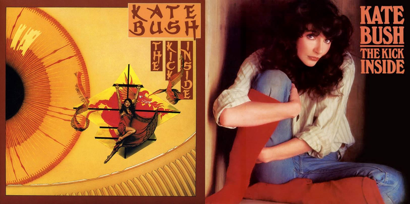 100 Most Dynamic Debut Albums: Kate Bush's 'The Kick Inside' (1978)