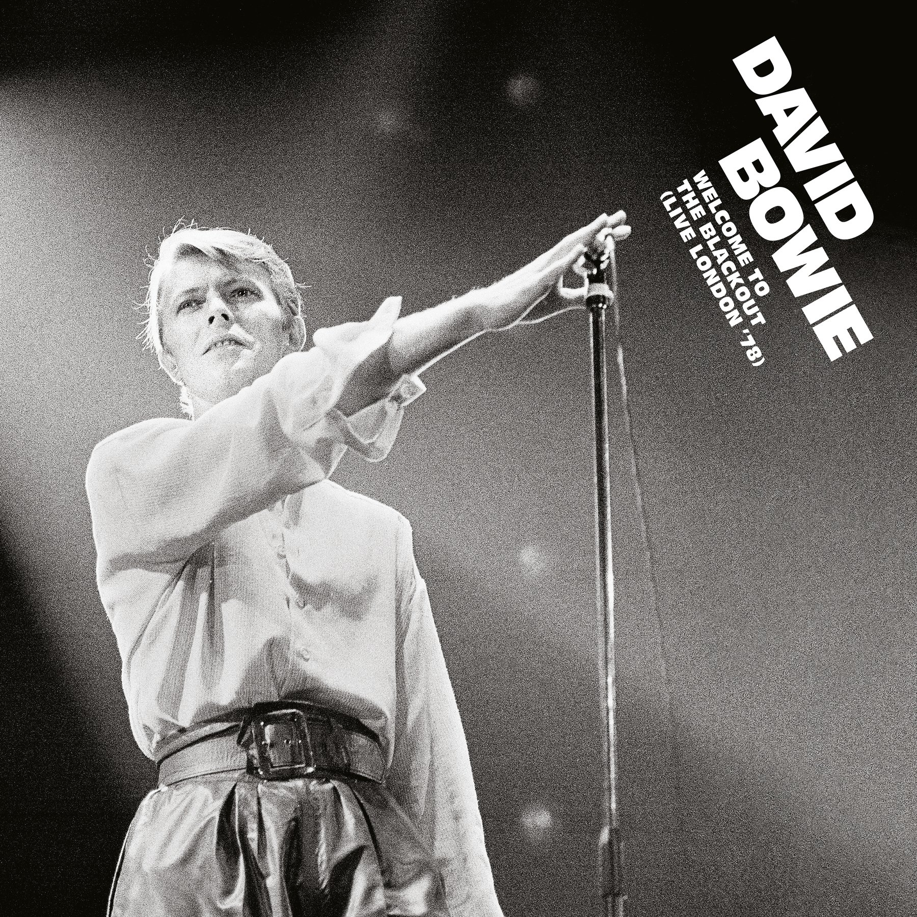 DAVID BOWIE | 'Welcome To The Blackout (Live in London '78)' 3xLP