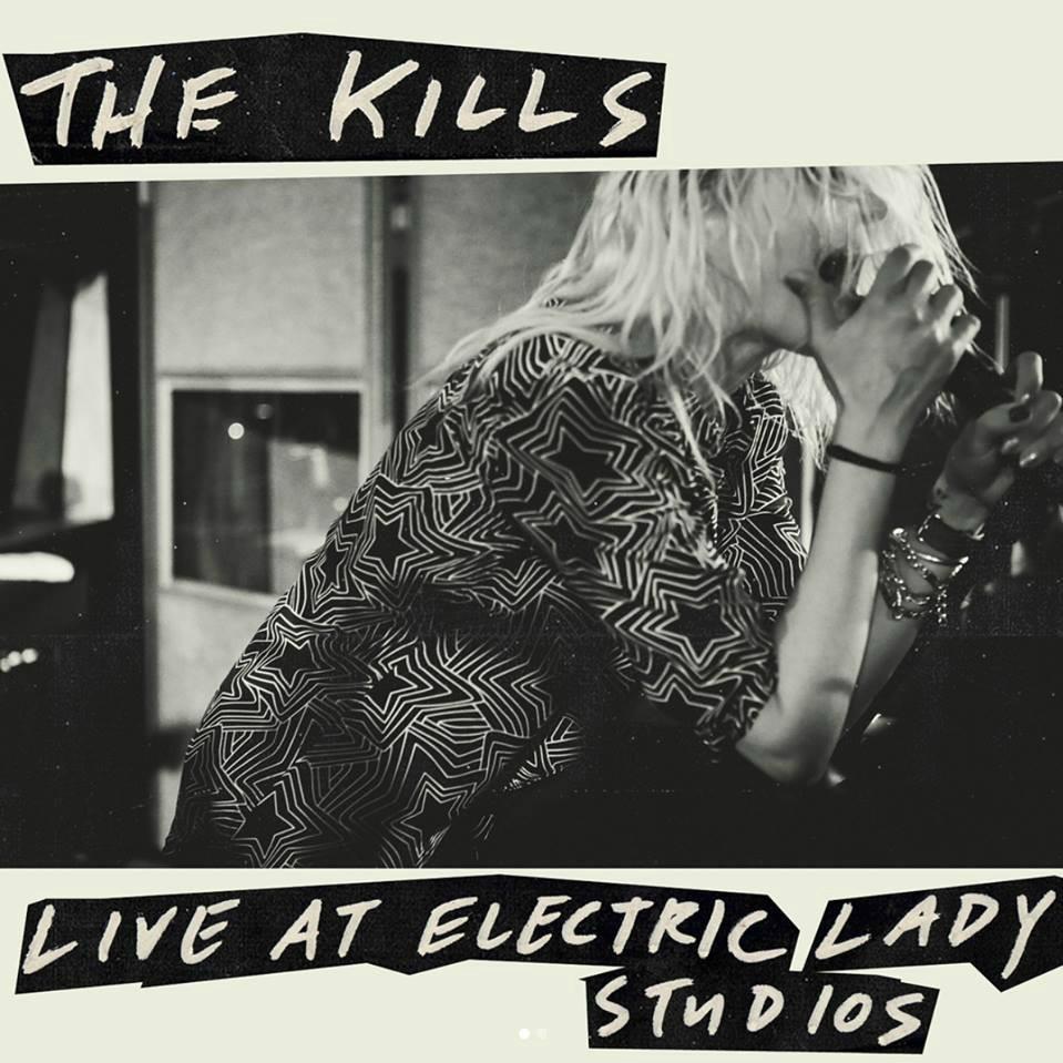 THE KILLS | 'Live at Electric Lady Studios' LP