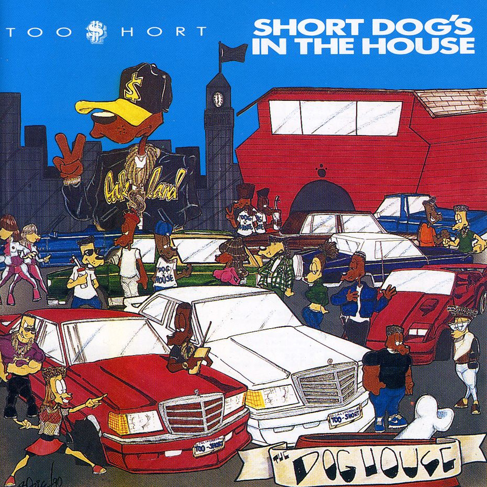 TOO $HORT | 'Short Dog's In The House' LP
