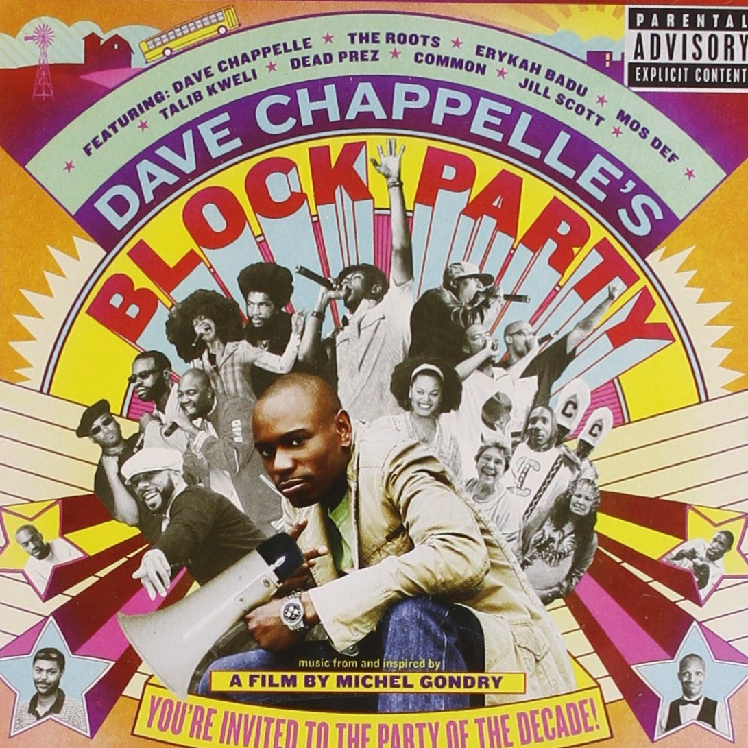 VariousArtists_DaveChappellesBlockParty.jpg