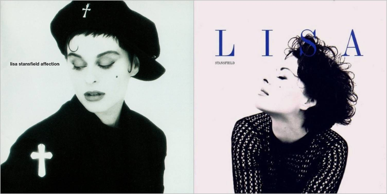 Lisa Stansfield's first two albums 'Affection' and 'Real Love' were released in 1989 and 1991 respectively