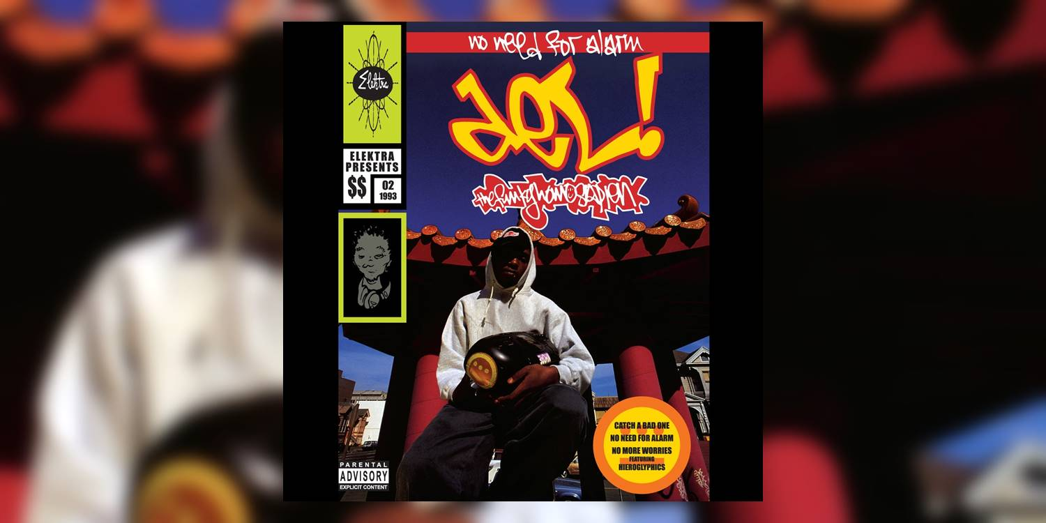 Del the Funky Homosapien's 'No Need For Alarm' Turns 25