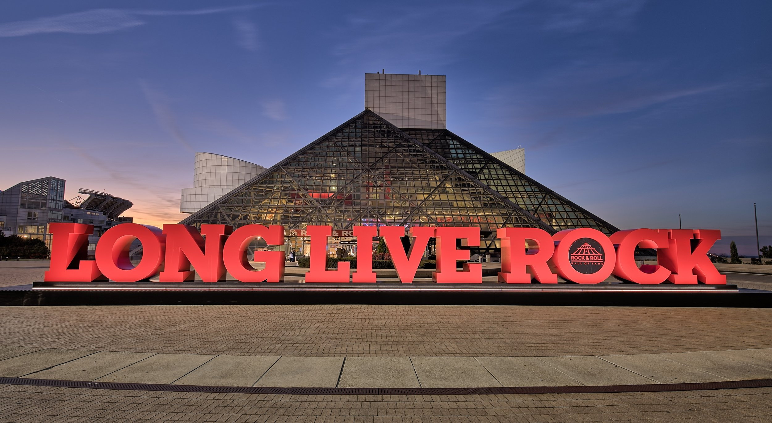 Photo courtesy of the Rock & Roll Hall of Fame