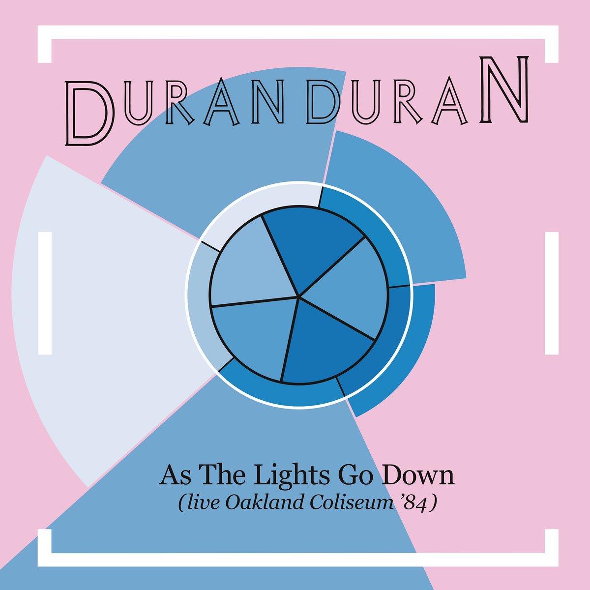 DURAN DURAN | 'As The Lights Go Down' (Live Oakland Coliseum '84)