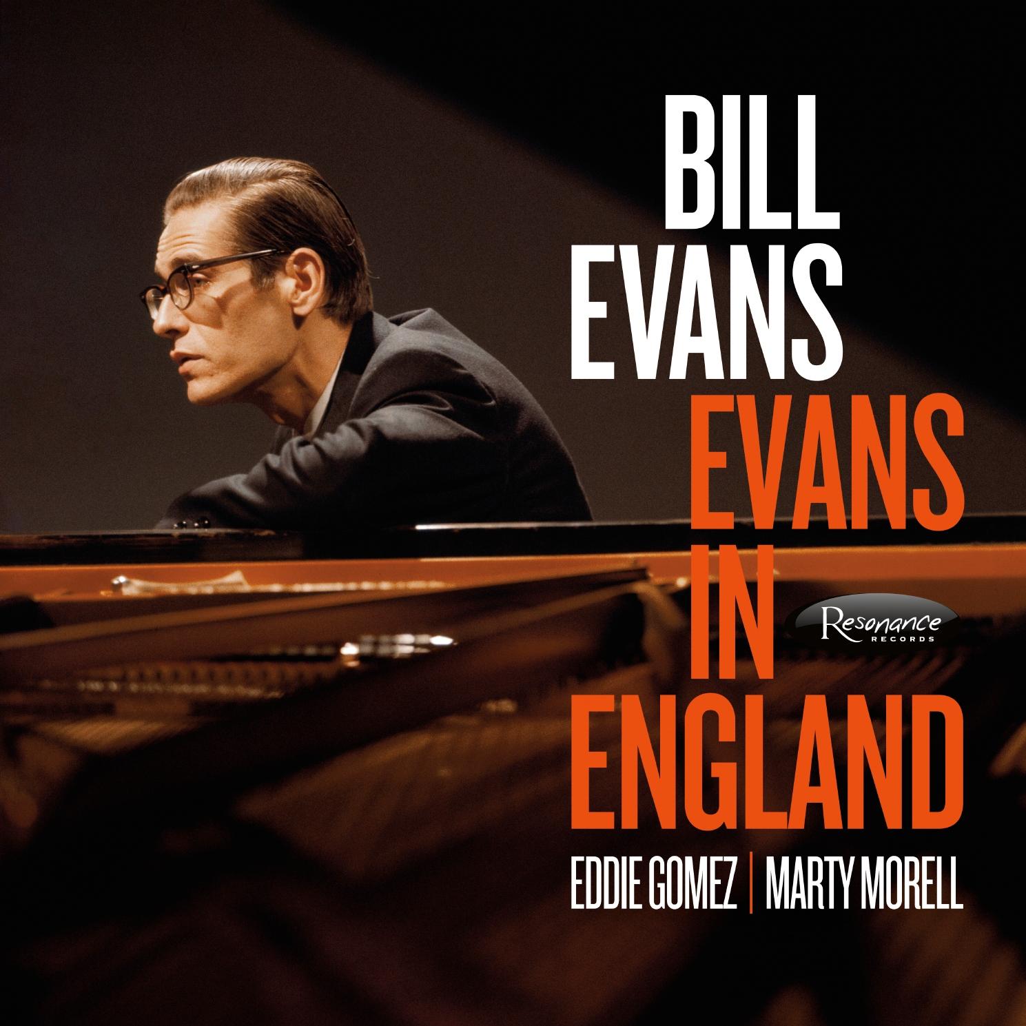 BILL EVANS | 'Evans in England'
