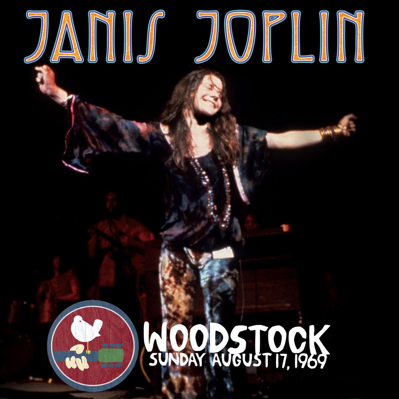 JANIS JOPLIN | 'Woodstock Sunday August 17, 1969'