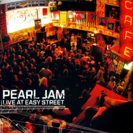 PEARL JAM | 'Live At Easy Street'
