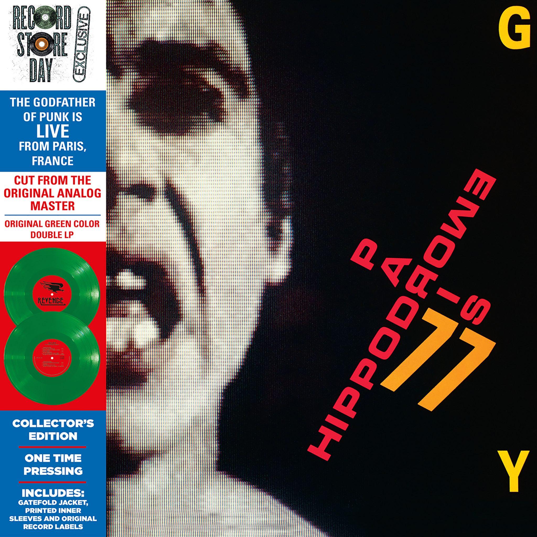IGGY POP | 'Hippodrome - Paris 1977'