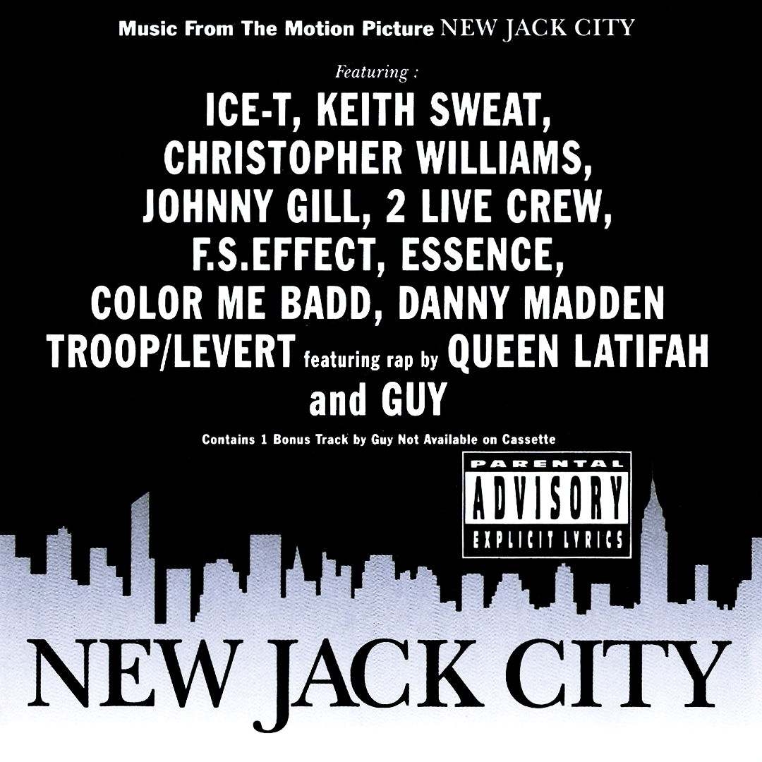 VARIOUS ARTISTS | 'New Jack City'(Music From The Motion Picture)