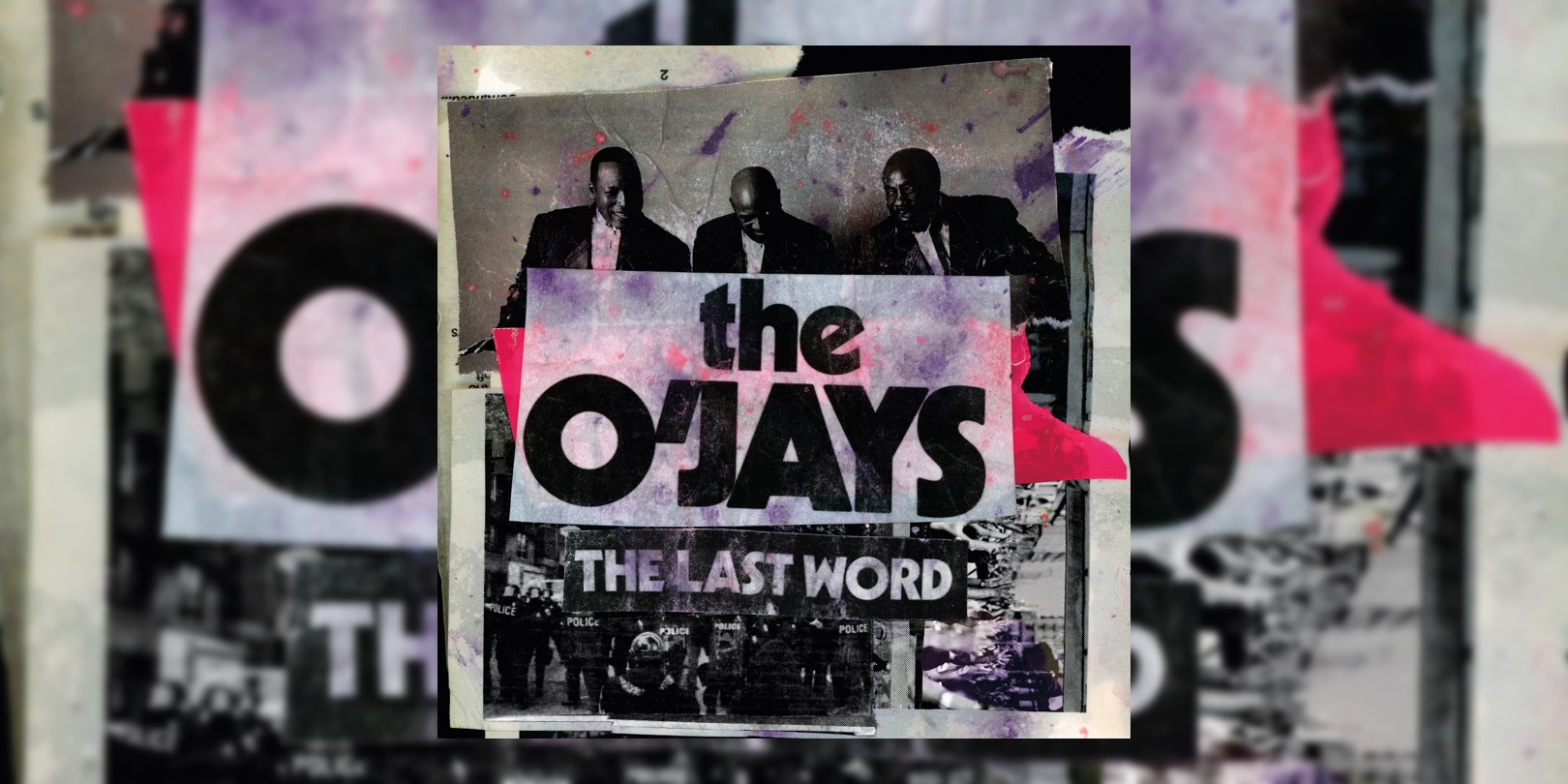 Resultado de imagen de The O'Jays - Lp: 'The last word'