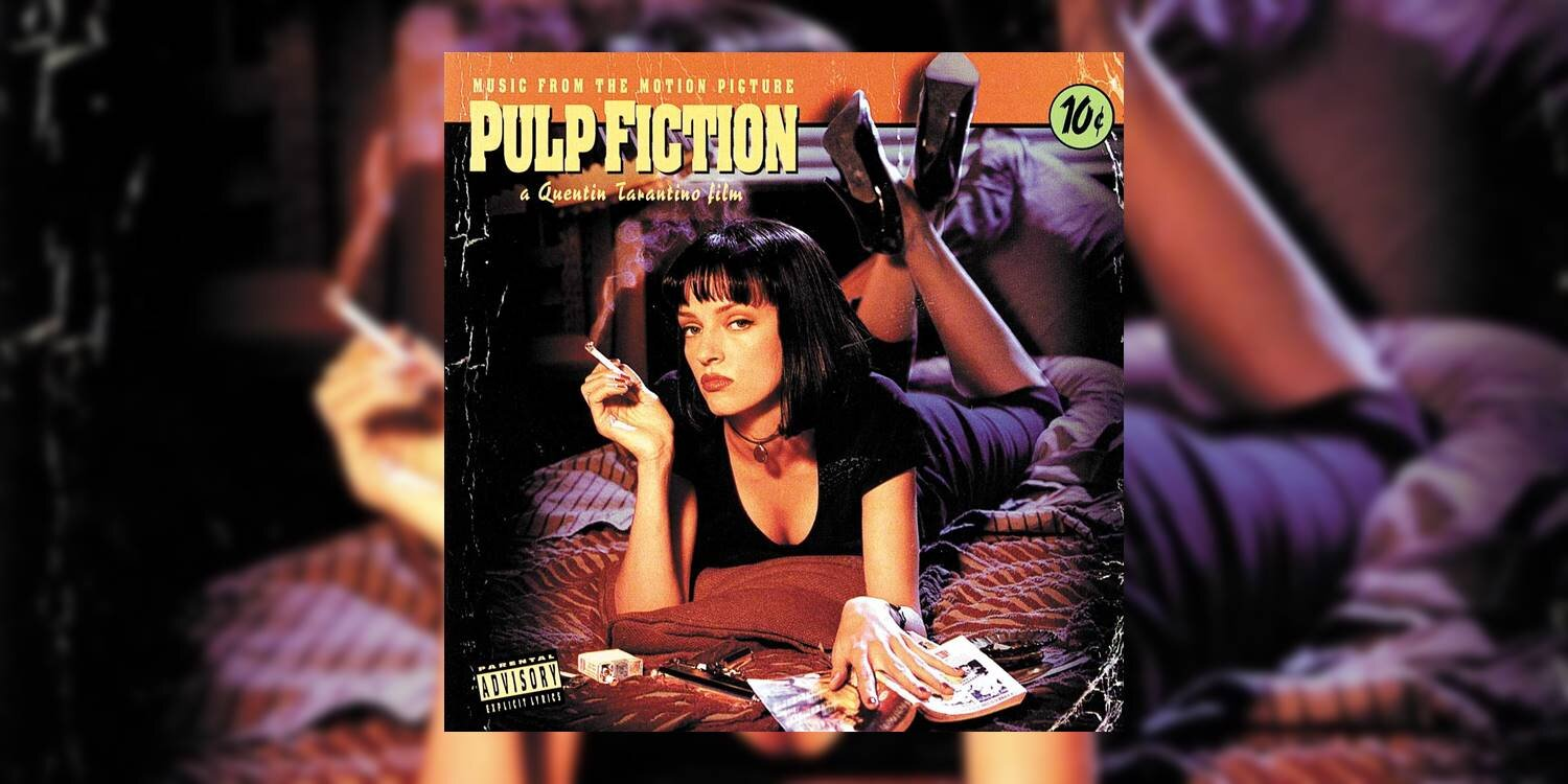 100 Greatest Soundtracks Of All Time Pulp Fiction 1994