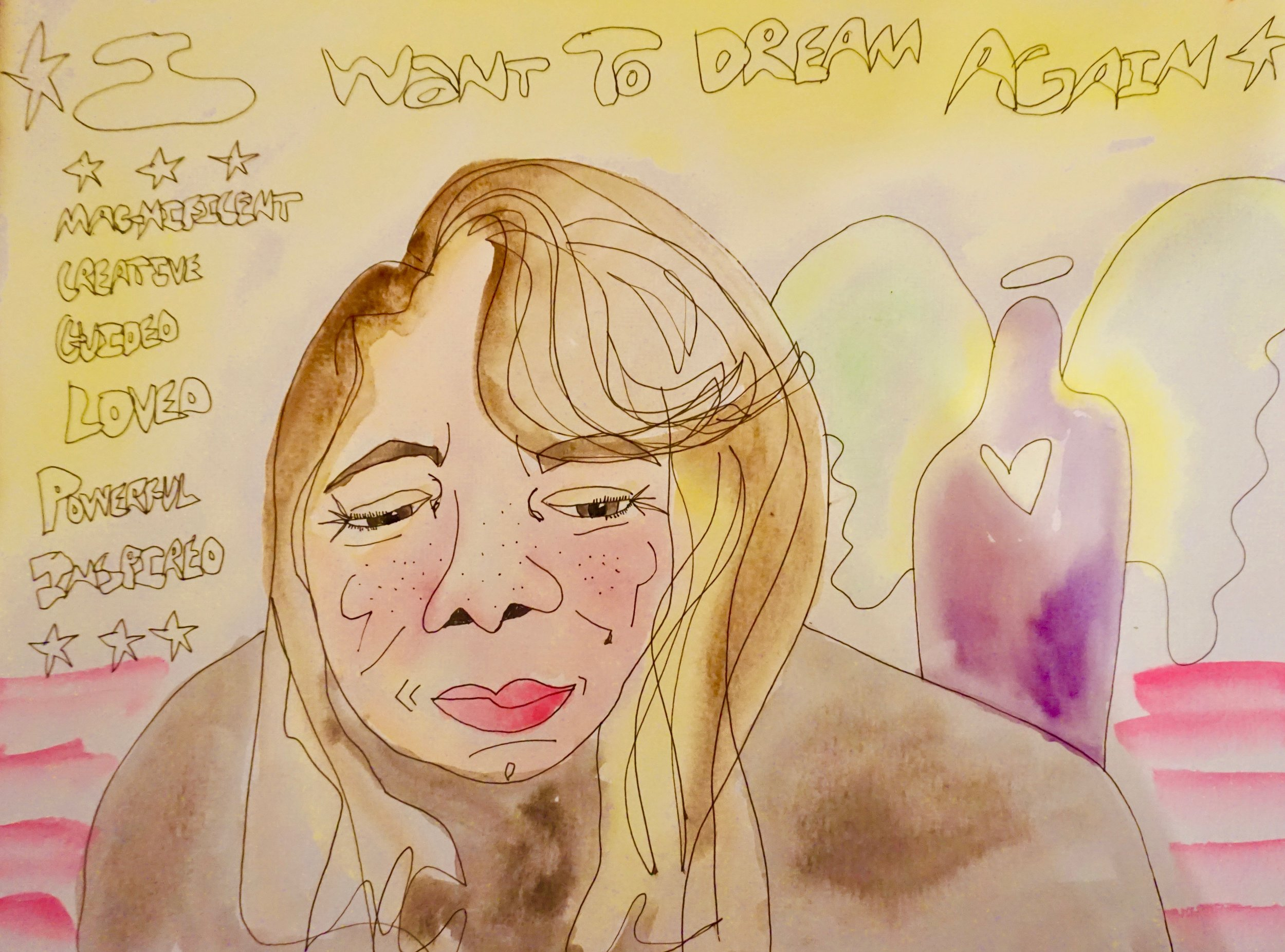 Dream Again by Kathryn Sturges
