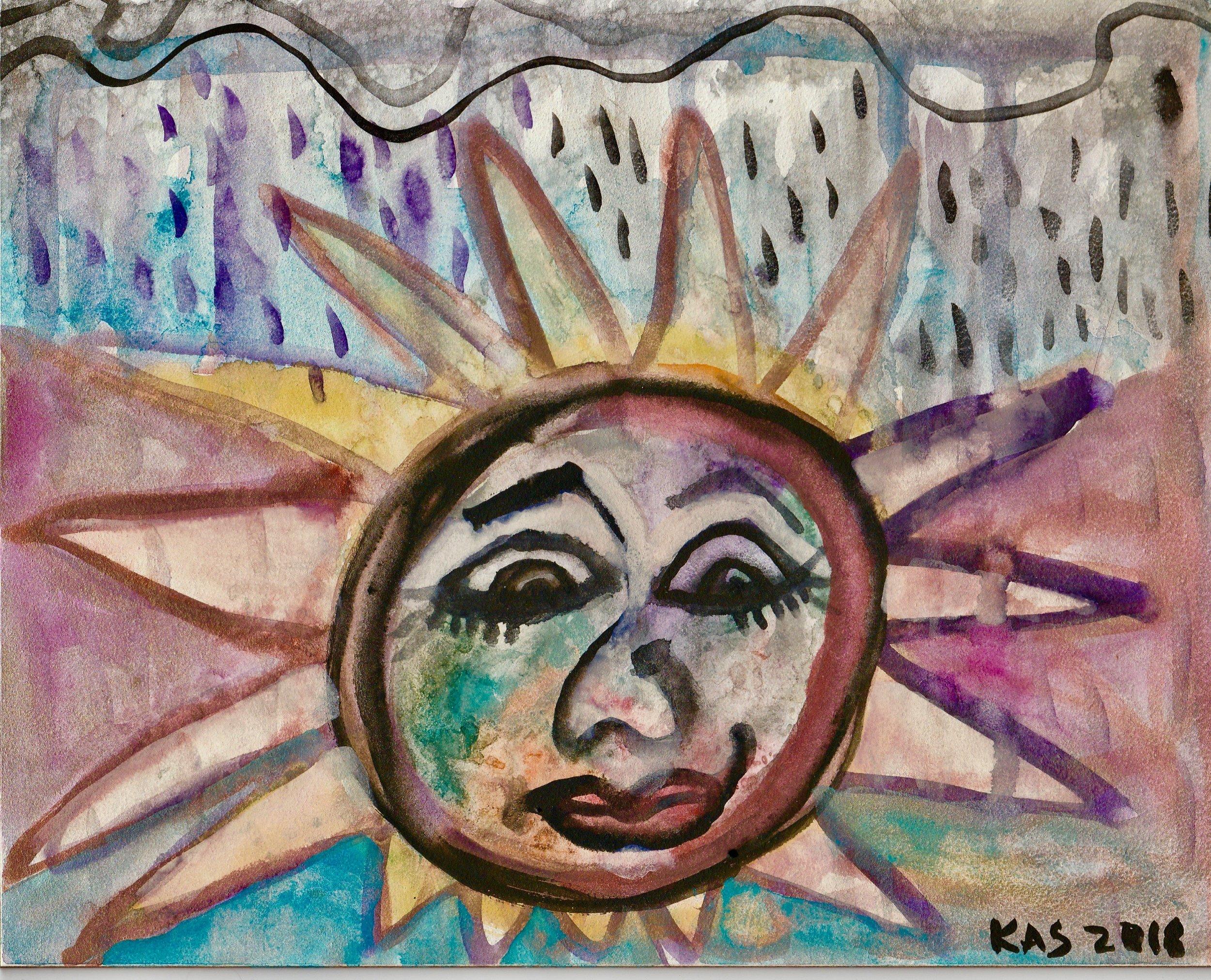 Rainshine by Kathryn Sturges