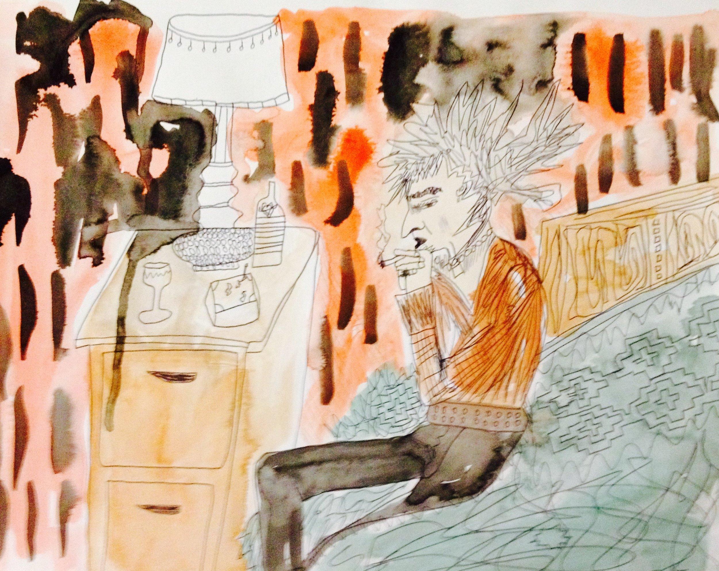 Sid Vicious by Kathryn Sturges
