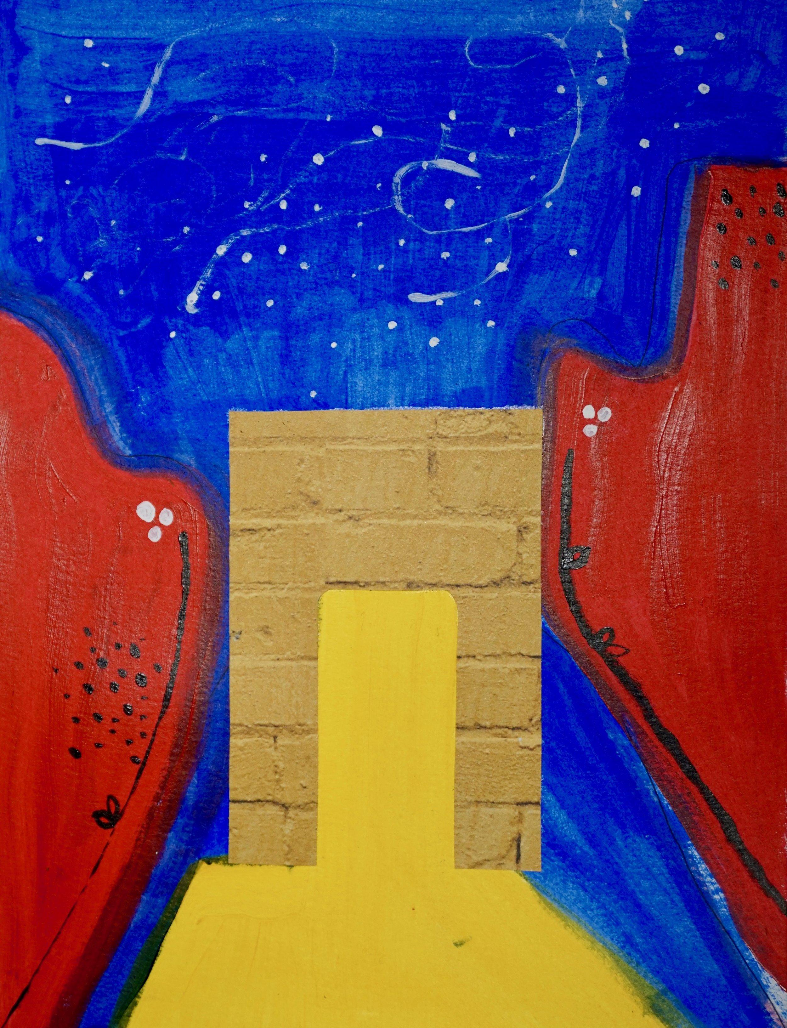 Doorway by Kathryn Sturges
