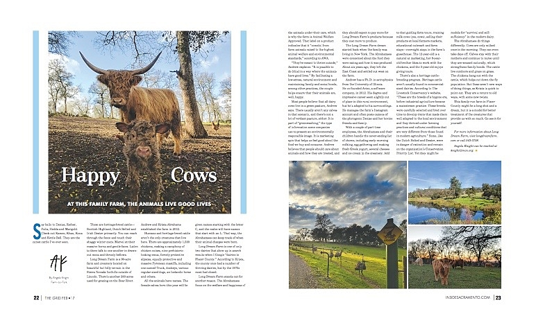 """""""Happy Cows,""""   The Grid  , February 2017."""