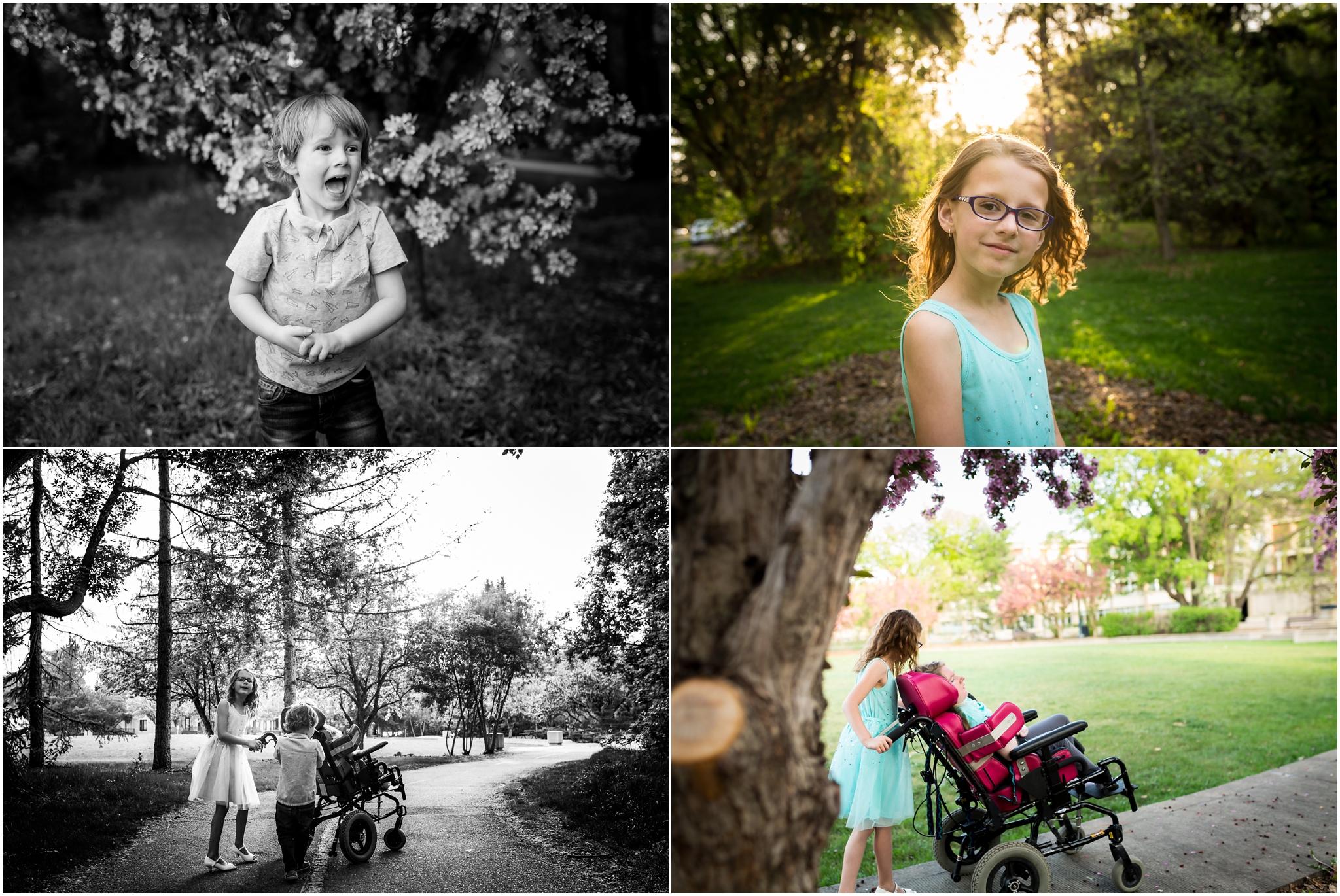 Edmonton family photographer cherry blossom best of 2016 may
