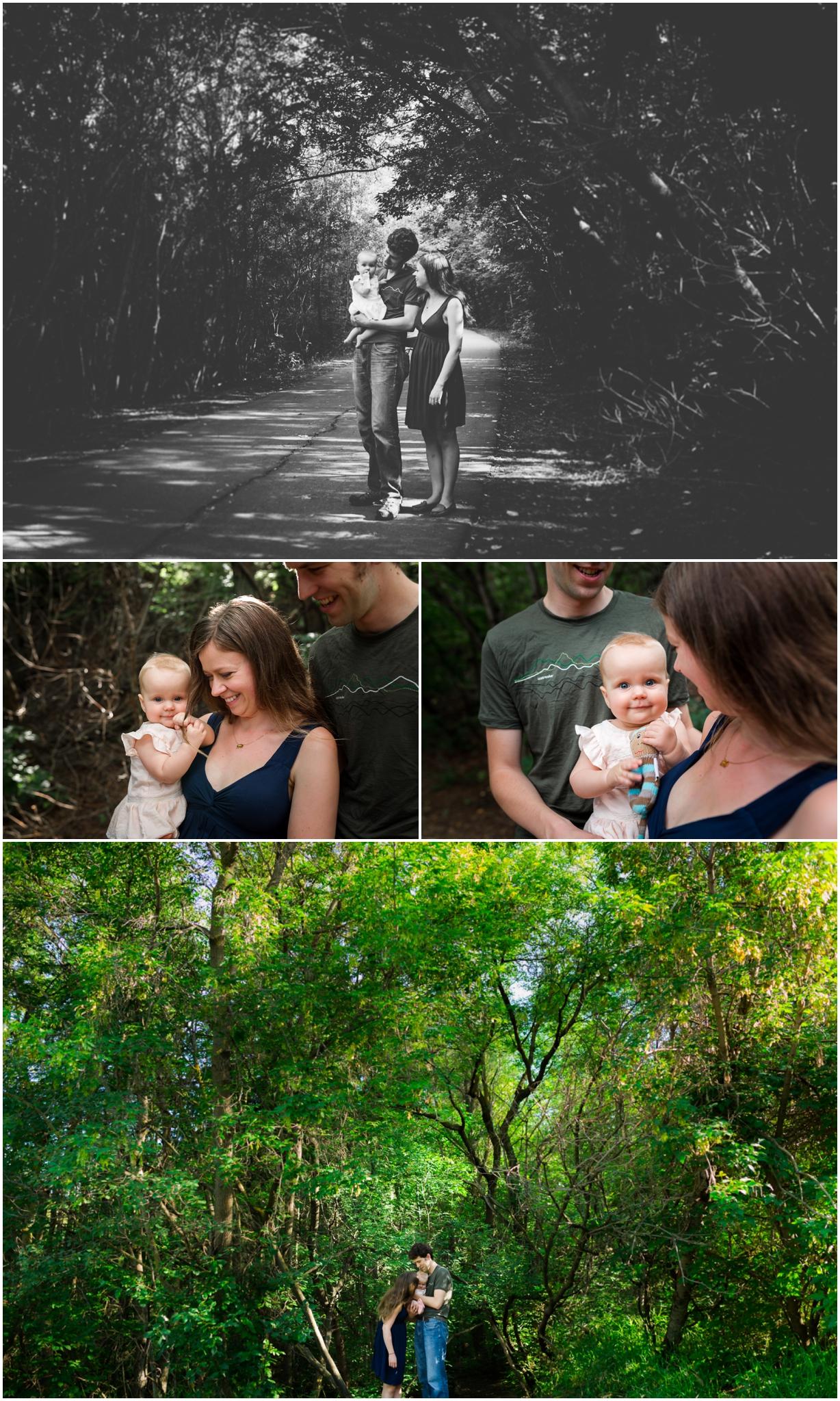 Edmonton family photographer best of 2016 august mill creek ravine