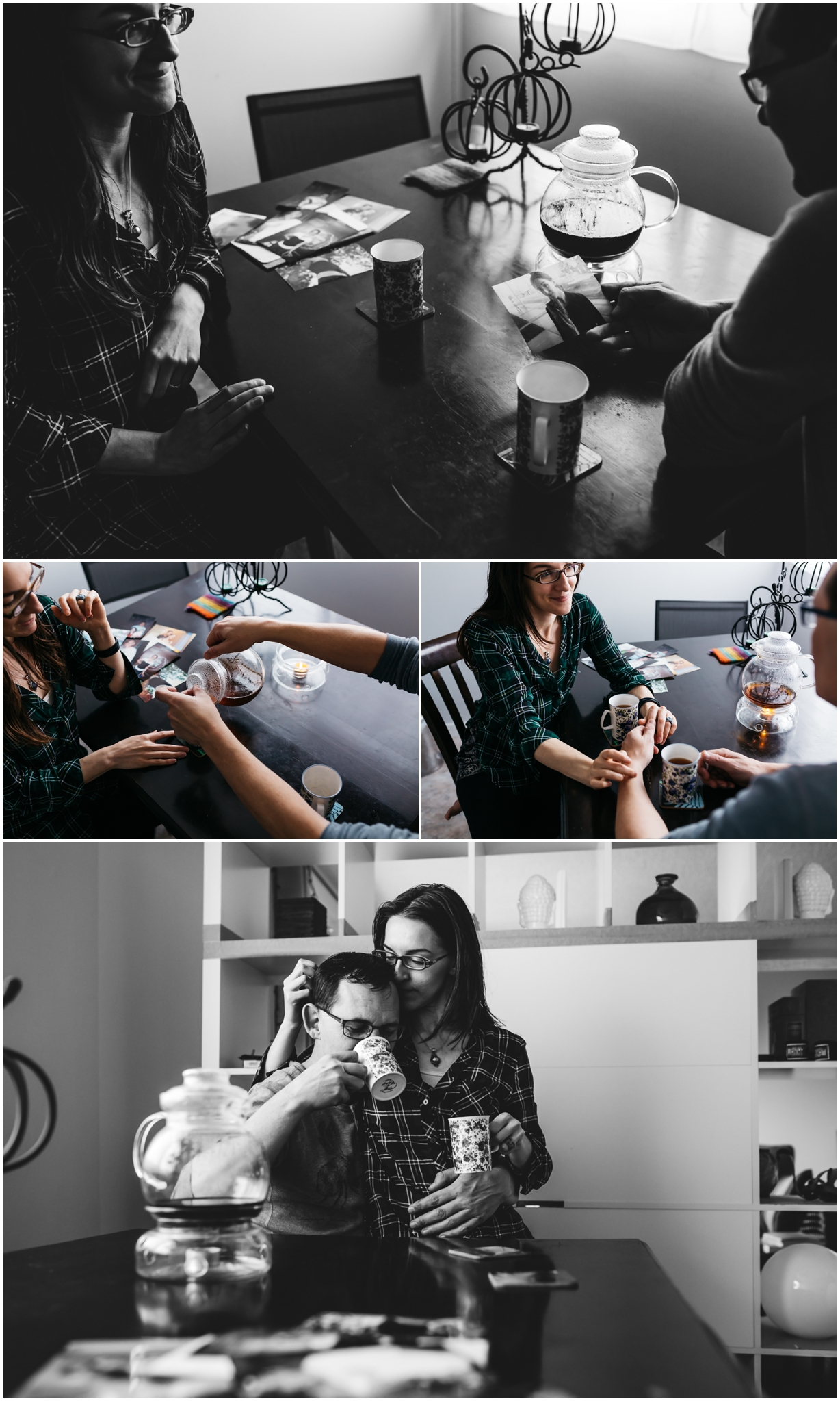 Edmonton couples photographer in home sessions best of 2016 November
