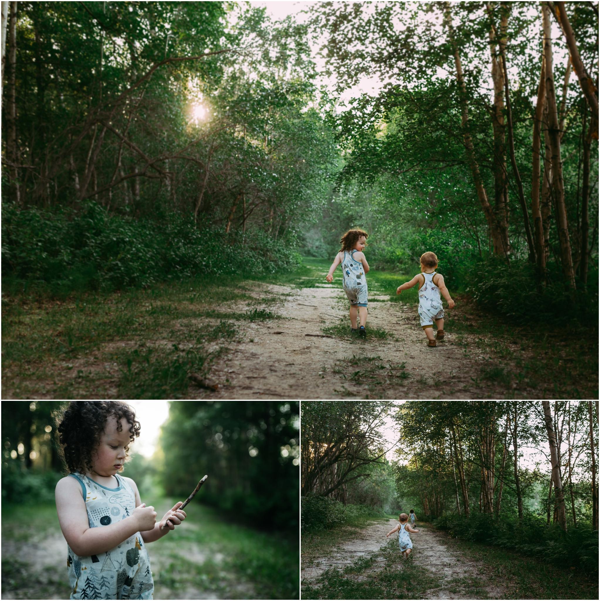 Edmonton Children Photographer - Best of 2016 - Brothers Lake Adventures YEG