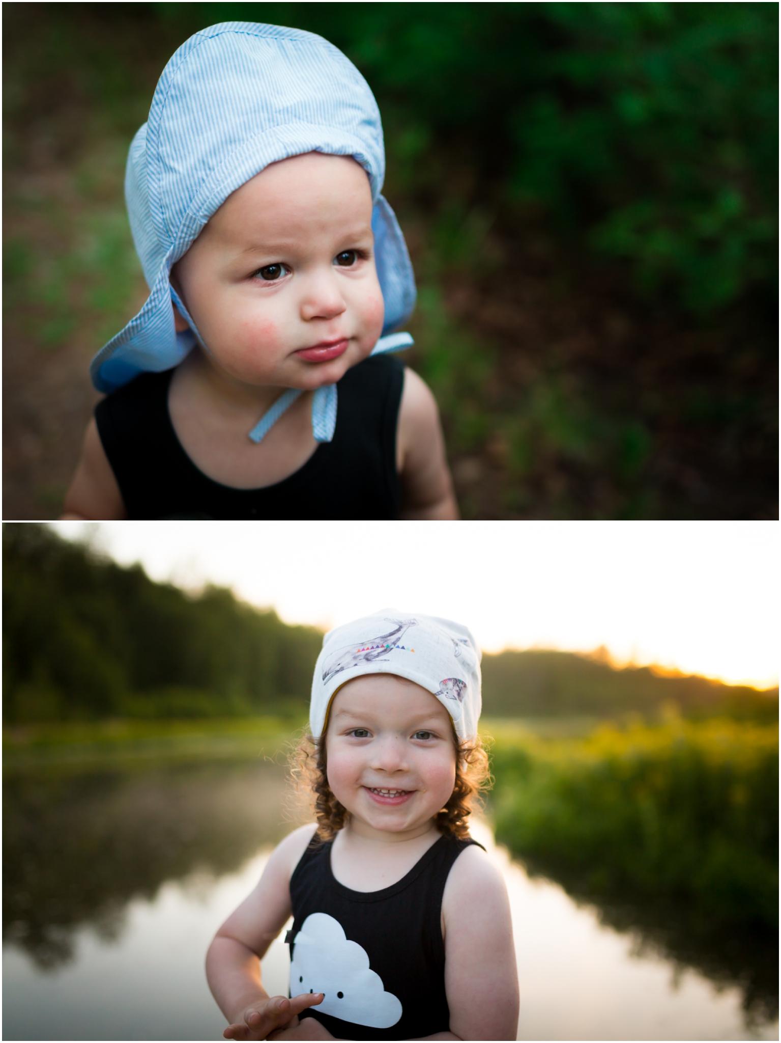 Edmonton Childrens Photographer - Best of 2016 - Portraits - Brothers - Kids