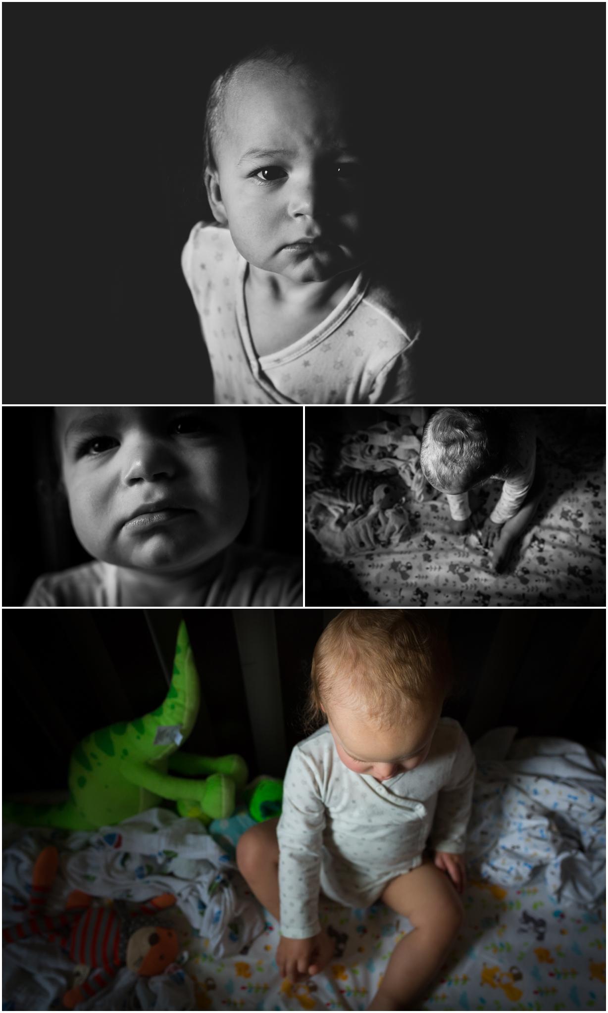 Edmonton Family Lifestyle Photographer - Best of 2016 - Window light - toddler - Waking up - YEG