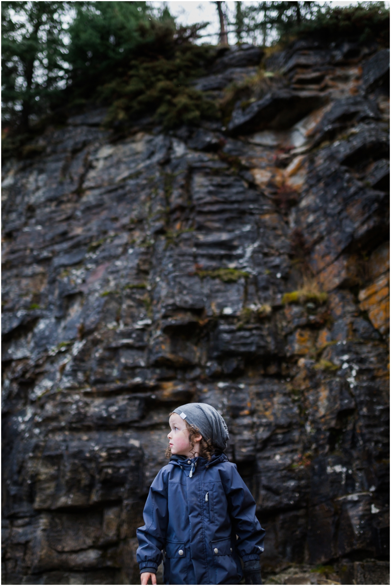 Edmonton Child photographer - Best of 2016 - Athabasca Falls - Jasper Alberta - Travel Alberta
