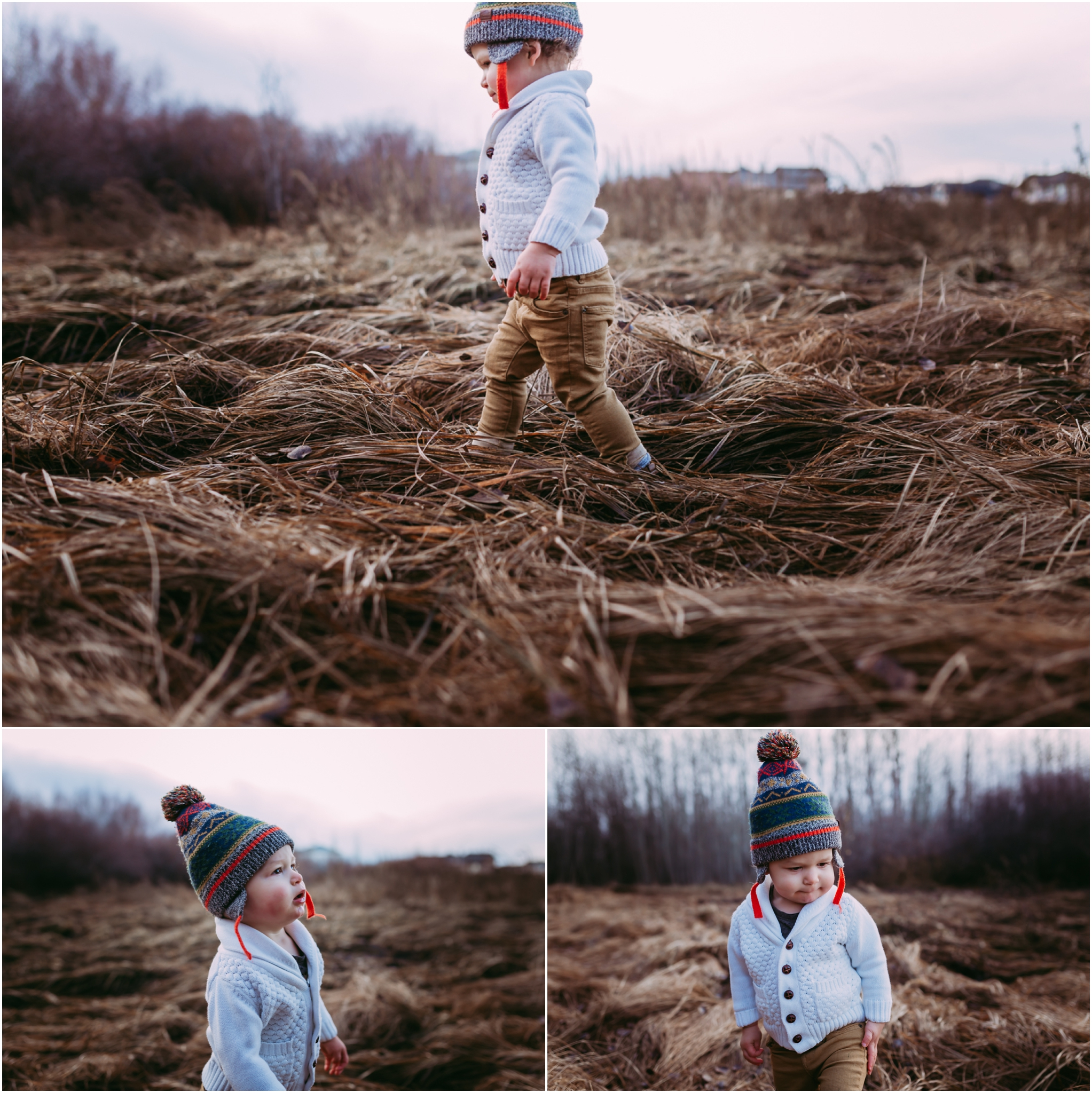 Edmonton Family Photographer - Lifestyle - Best of 2016 - Adventure - Toddler