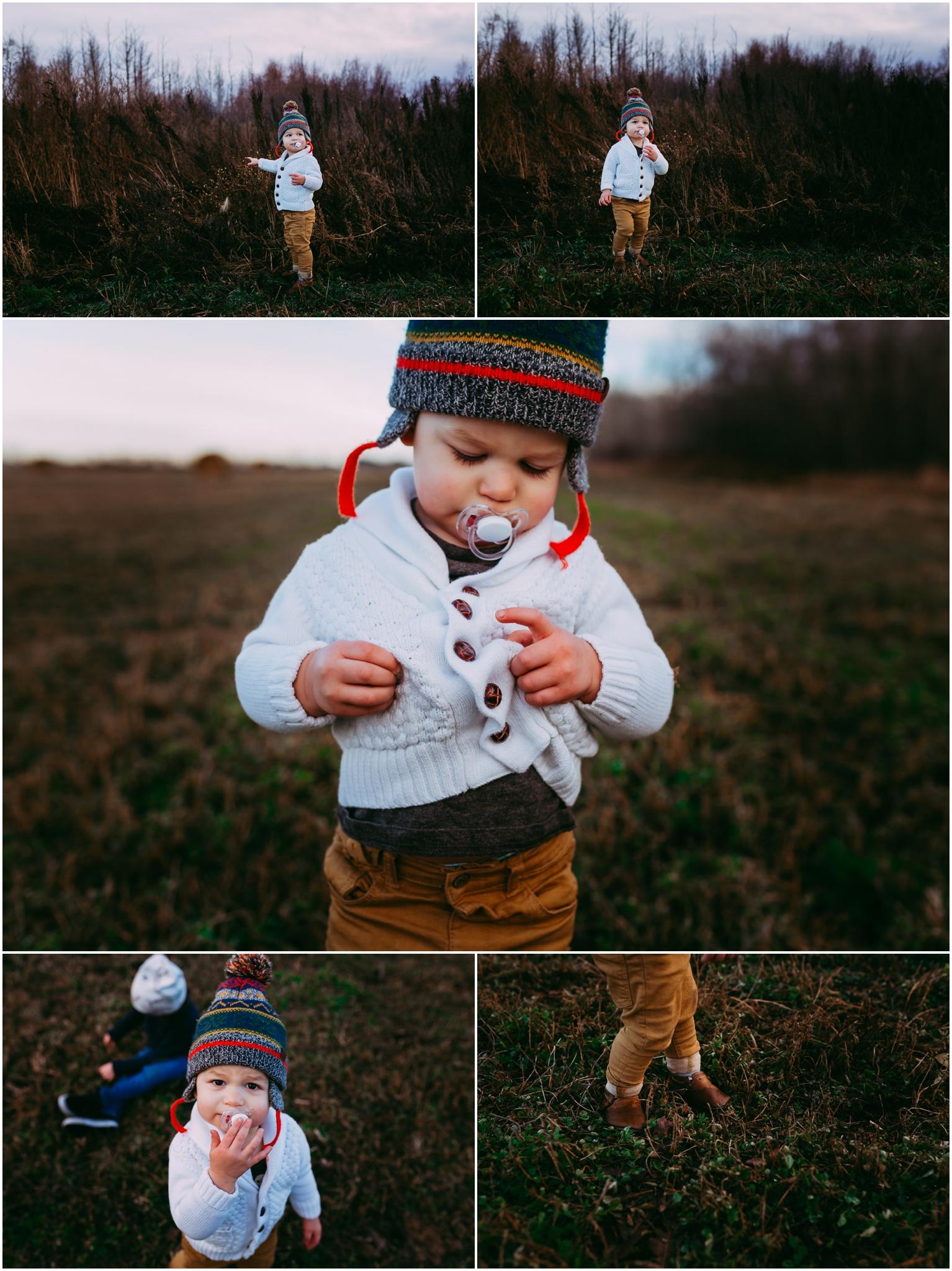 Edmonton Lifestyle Photographer - Treelines Photography - Best of 2016 - Toddler - Autumn