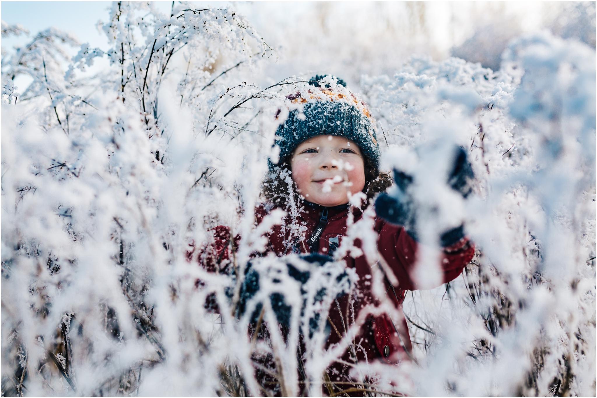 Treelines Photography - Edmonton Lifestyle Photographer - Hoar Frost Adventure
