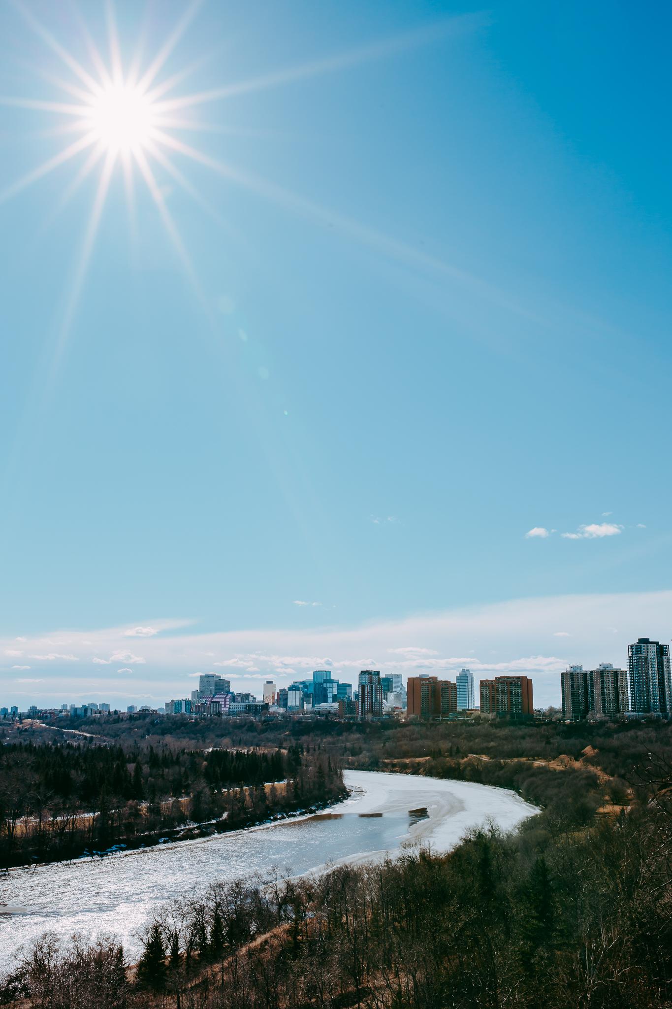 Treelines Photography - Edmonton City Scape - Downtown YEG - Edmonton Photographer