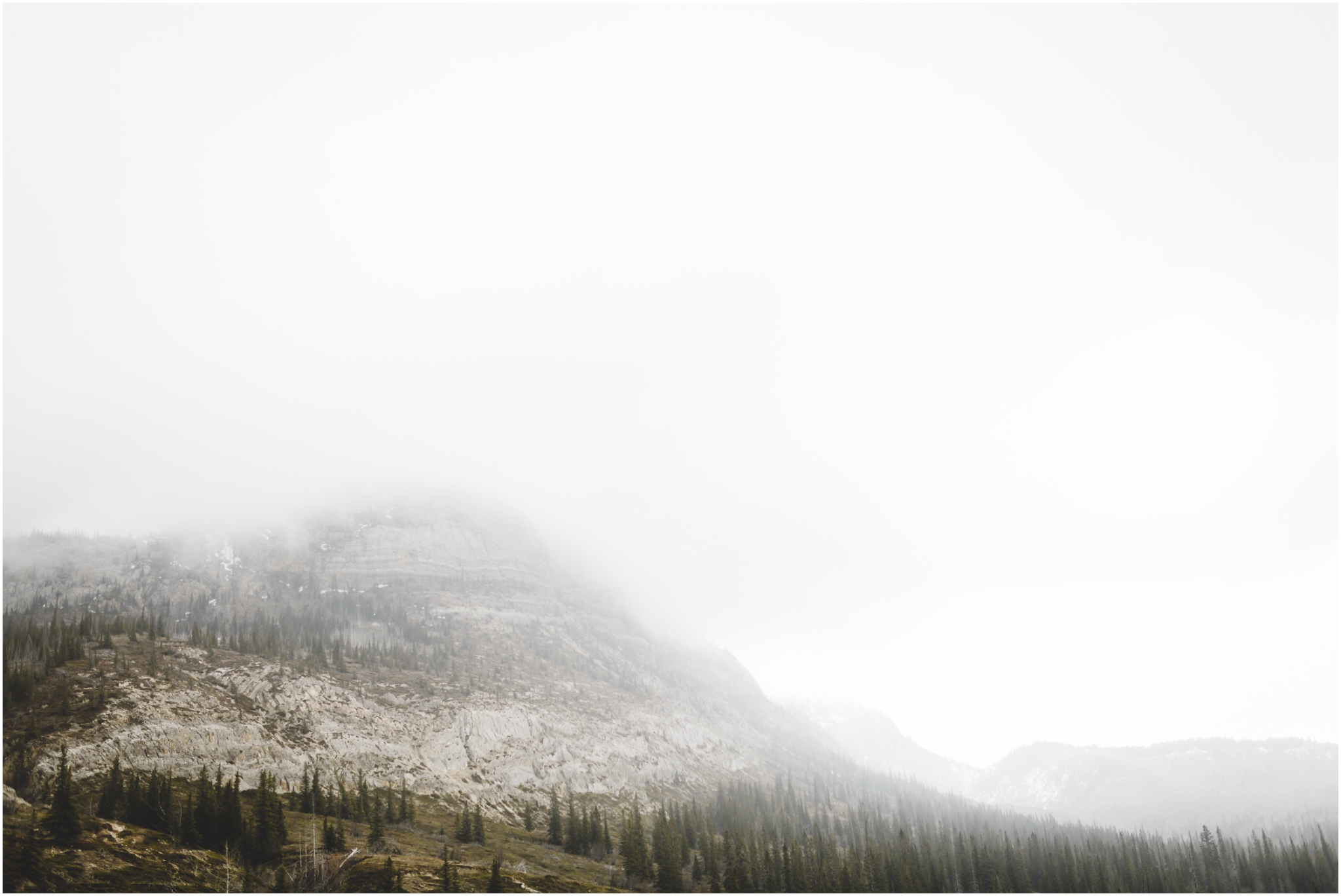 Jasper Alberta - Jasper National Park - Travel Canada - Rocky Mountains - Treelines Photography