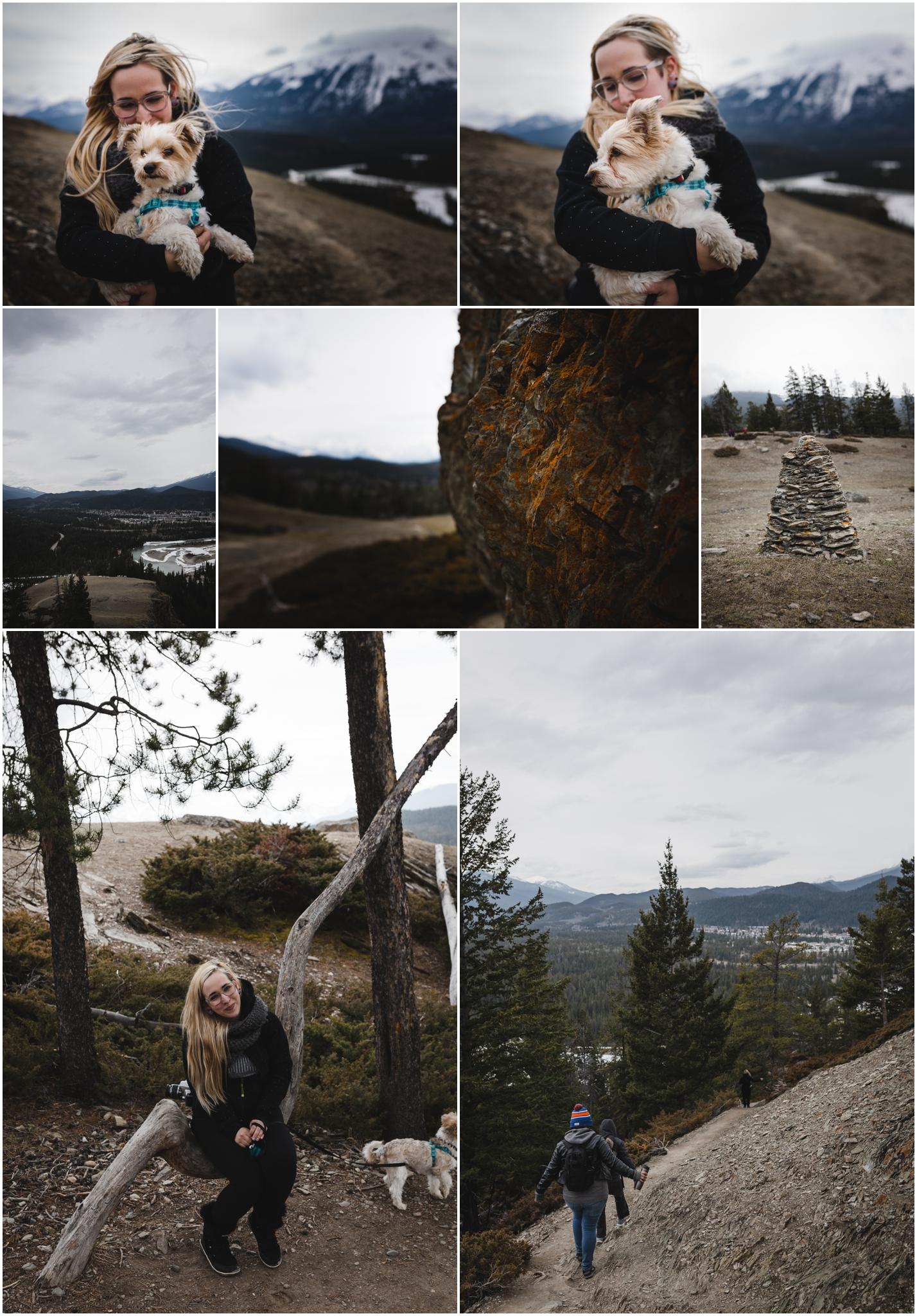 Jasper National Park Alberta Canada - Old Fort Point - Athabasca River - Jasper Townsite - Treelines Photography - Edmonton Lifestyle Photographer