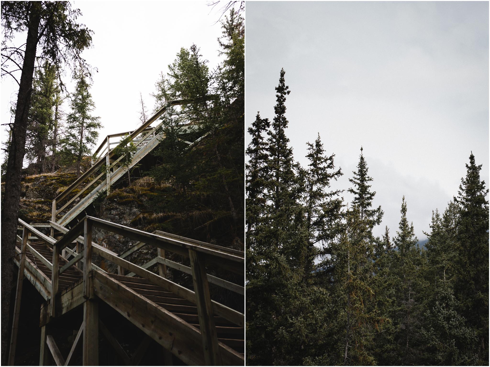 Edmonton Travel Photographer - Old Fort Point - Jasper National Park Alberta Canada - Treelines Photography