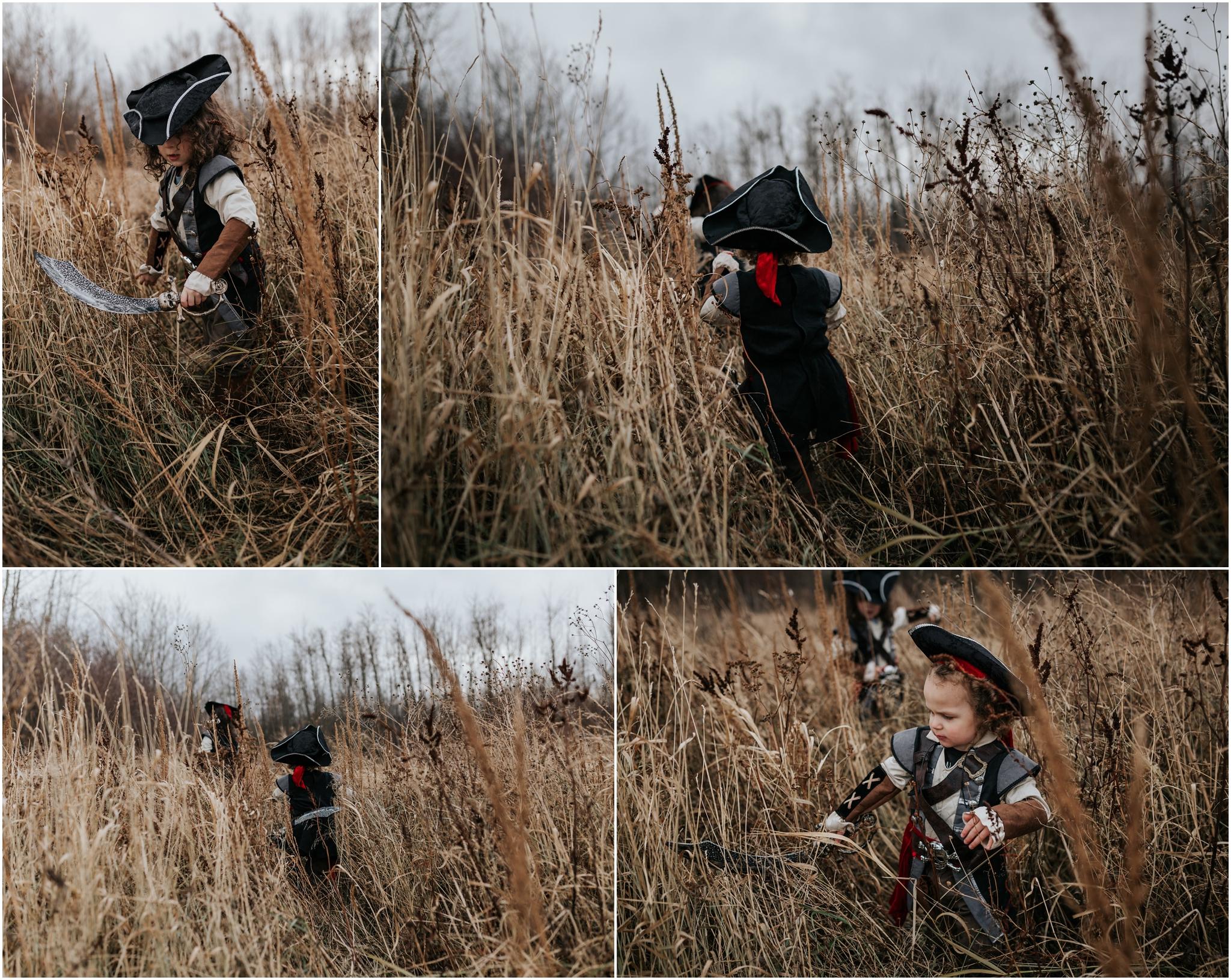 Edmonton Family Photographer - Halloween Costumes 2017