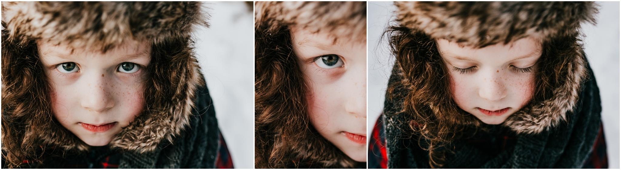 Edmonton Photographer - portrait photography - lifestyle photographer Edmonton Alberta Canada - Winter portraits