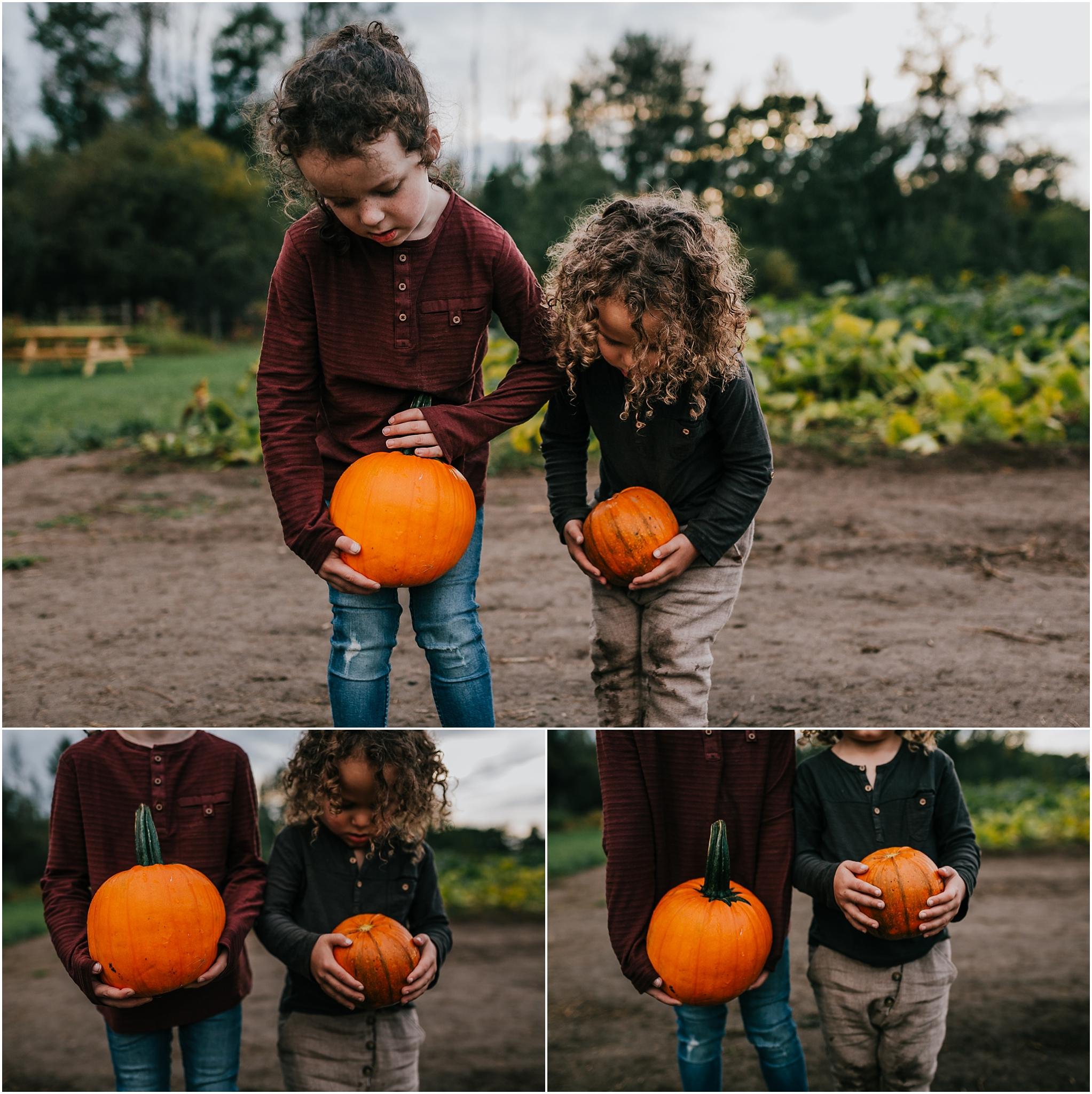 Edmonton Photographer - Edmonton Pumpkin Patch - Somerset Farms