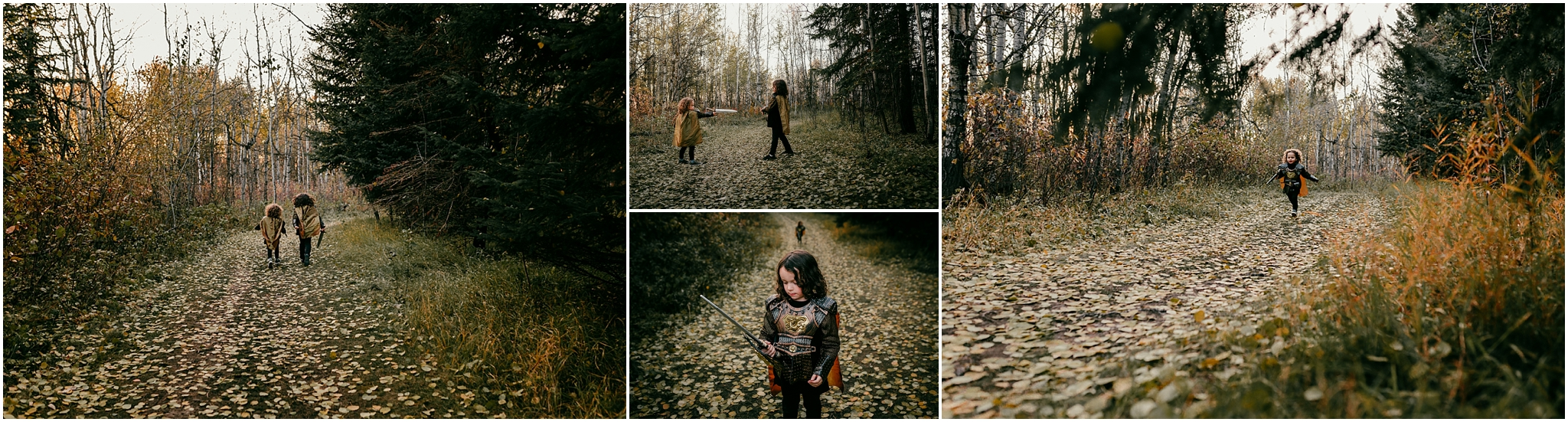 Edmonton family photographer - Halloween sessions