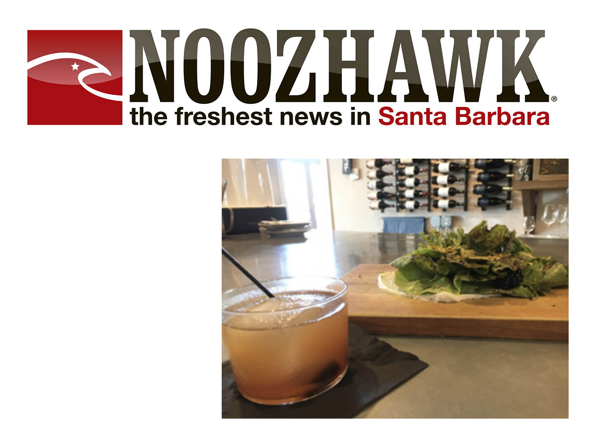 """""""Their """"fun not serious"""" approach to bartending and farm-to-bar concoctions are evident in their simple yet sophisticated drinks."""" - - Tara Jones, NoozhawkRead the Review"""
