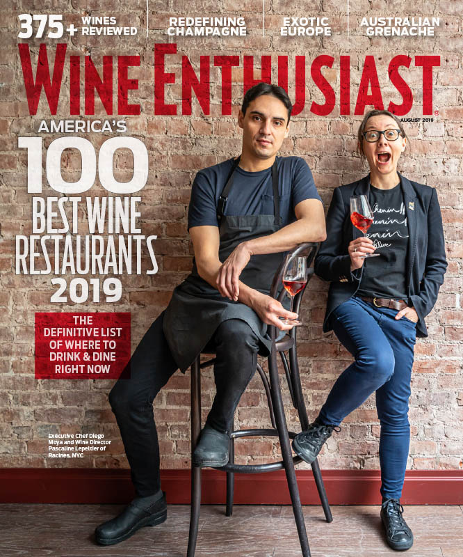TOP 100 WINE RESTAURANTS IN AMERICA 2019 - - Wine Enthusiast MagazineRead the Review
