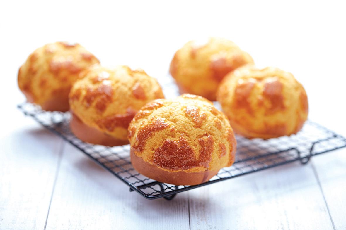 Copy of Crunchy Buns