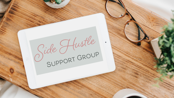 Side Hustle Support Group