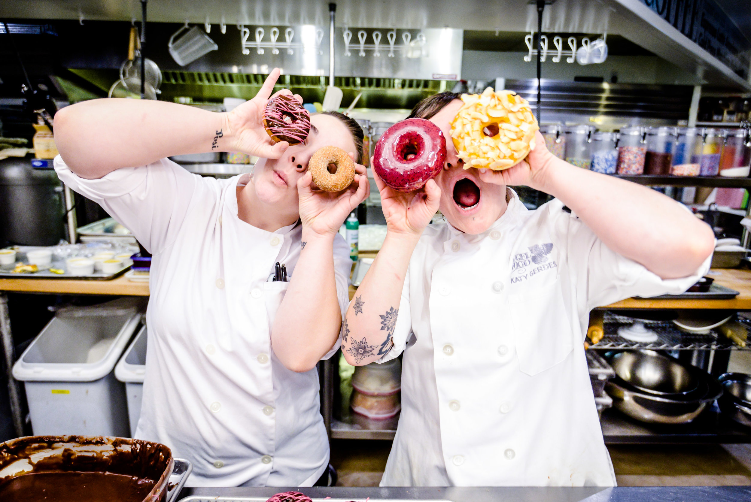 Bakey Bakey - We're looking for people that love sugar, flour, butter, eggs and creating magic with a hot oven or fryer. Sounds like you? Then keep reading below...