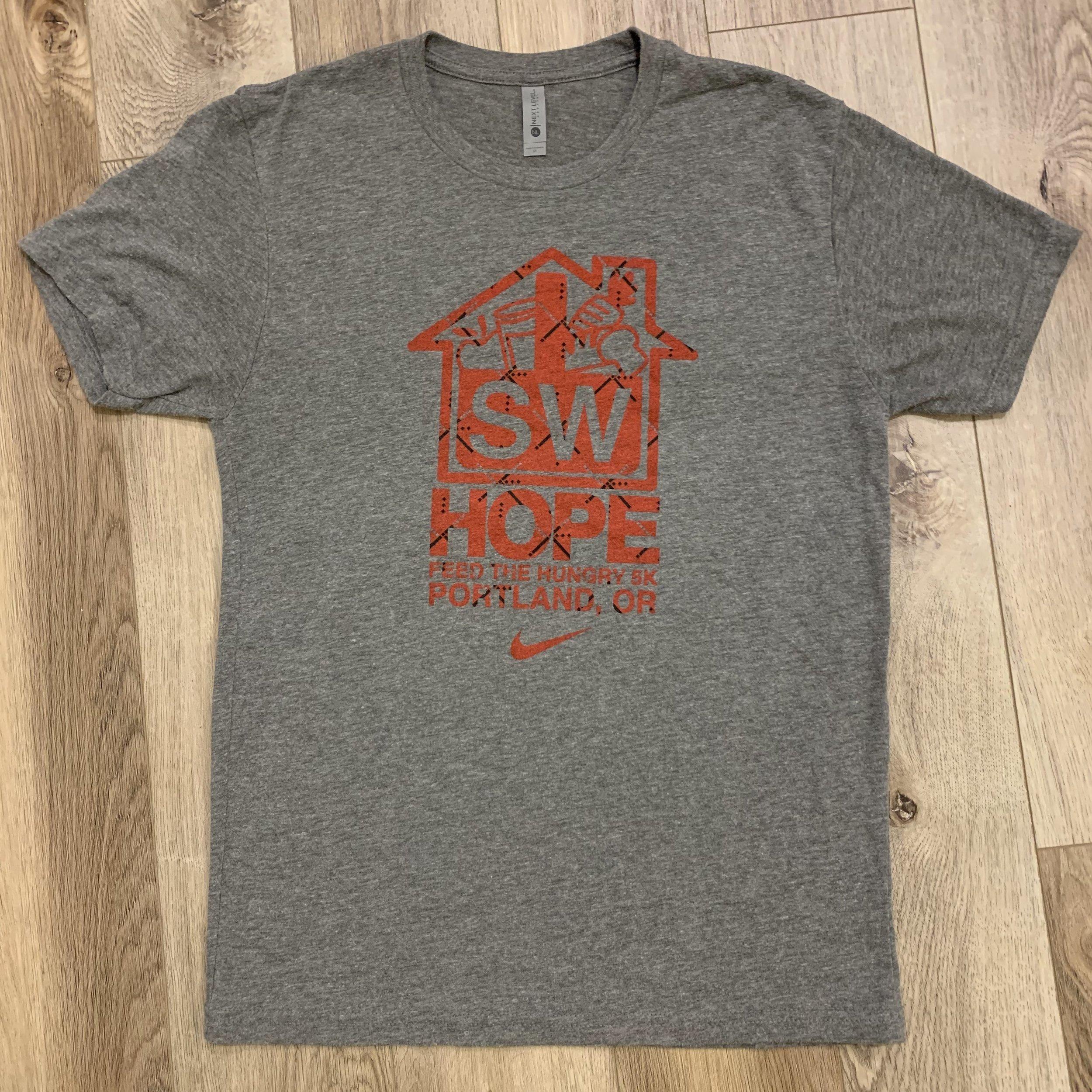 2018 SW Hope 5k T-shirt!
