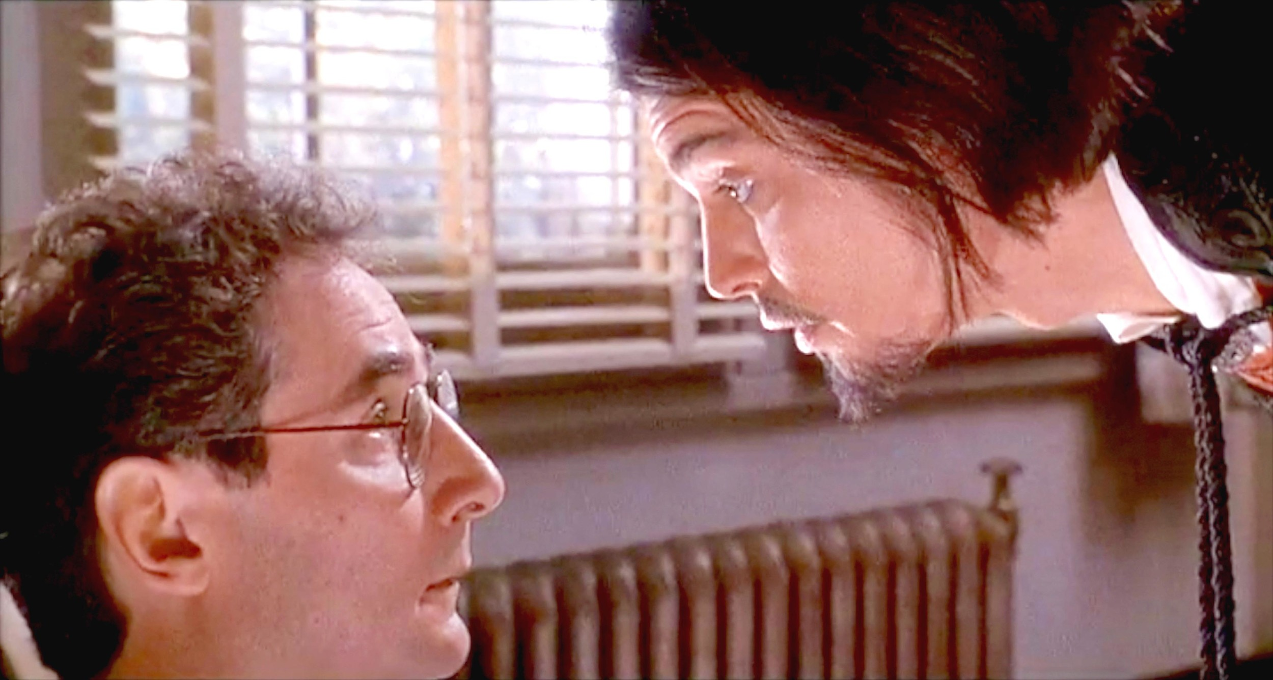 As Bill Dunsmore in DON JUAN DEMARCO, with Johnny Depp.