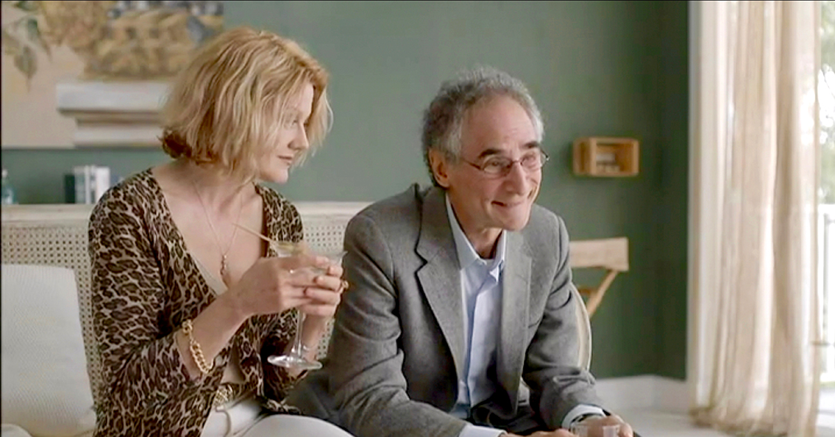 Max in SOCKS & BONDS, with Alison Fraser. *Prize Selection • Columbia University Film Festival, 2013*