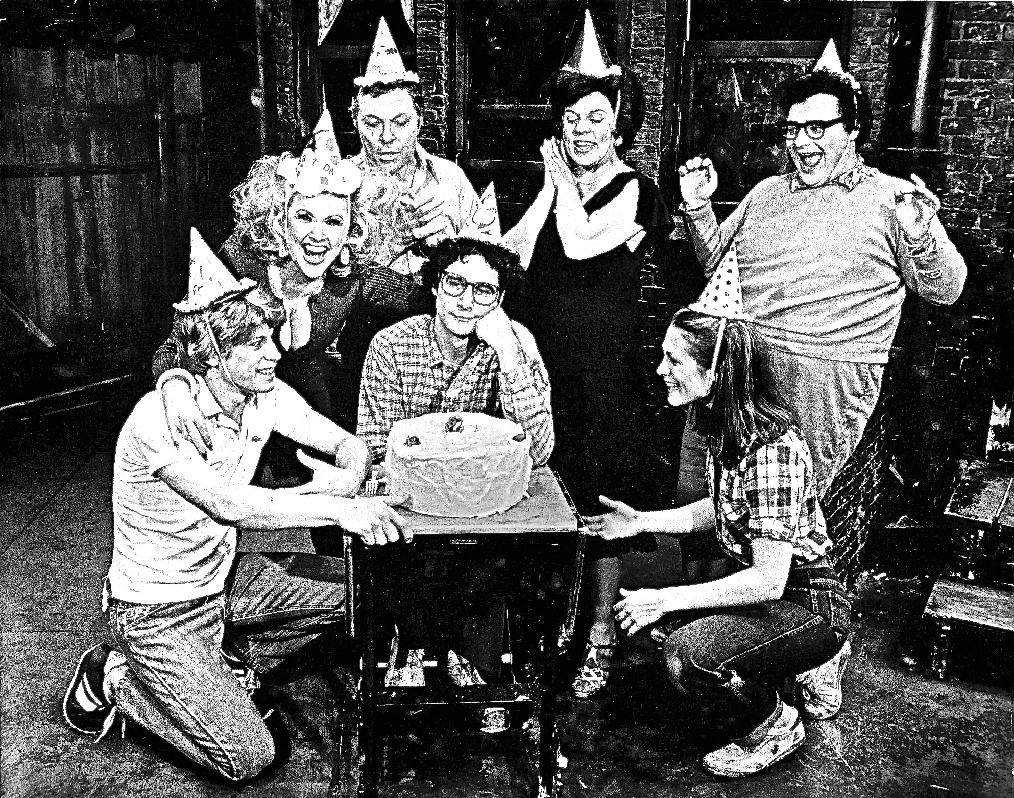 First professional job: a lead in Broadway's hit comedy smash, GEMINI, by Albert Innaurato. With Wayne Knight and Bill Randolph