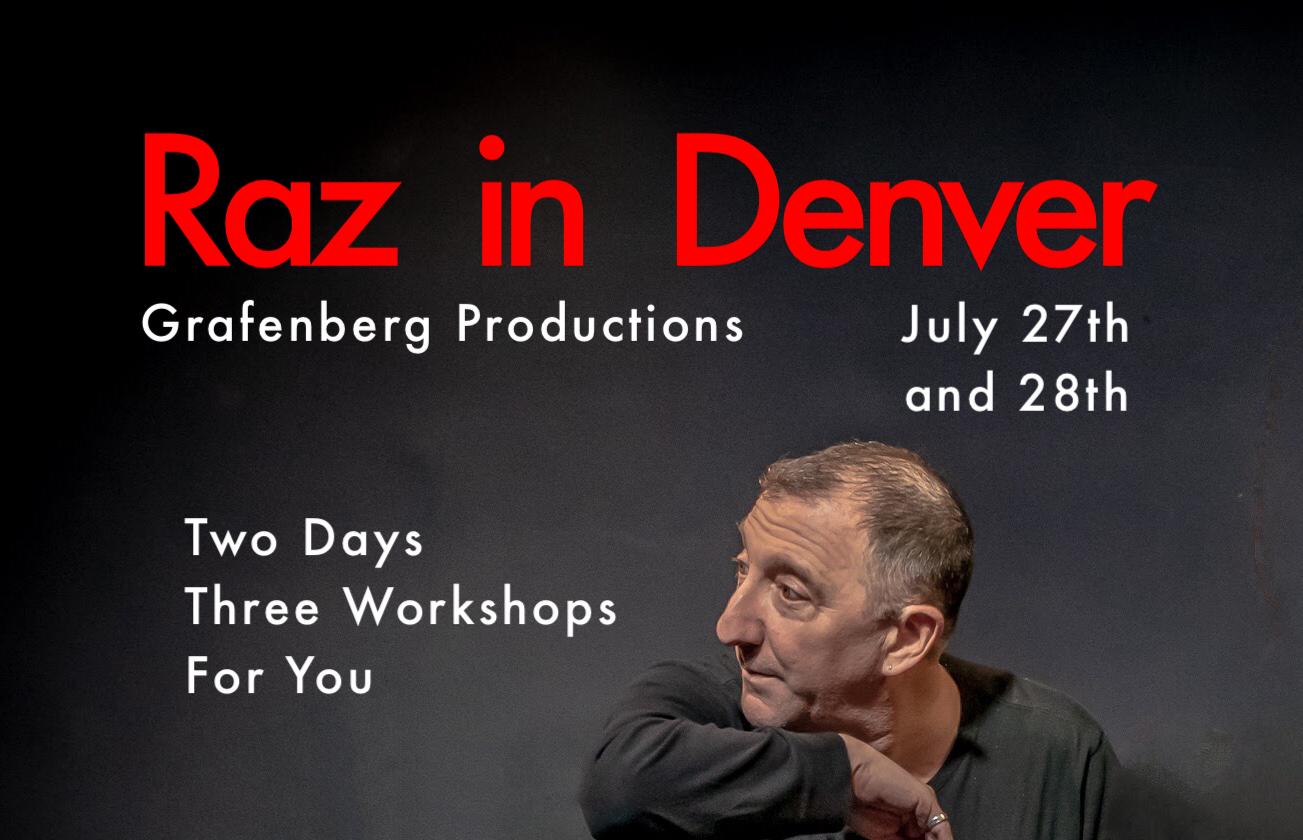 Coming back to Denver!
